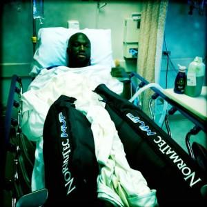 King Mo luta contra infeccao que quase causou amputacao da perna 2 300x300 King Mo luta contra infecção que quase causou amputação de sua perna