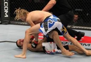 Vagner Rocha nocauteado 300x204 UFC on Fuel: Ronny Markes é o único brasileiro a vencer no evento