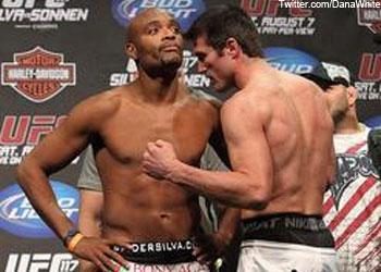 Anderson Silva x Chael Sonnen UFC 147 é confirmado para o dia 23 de junho no Engenhão