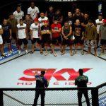 The Ultimate Fighter parte para sua quarta temporada na TV brasileira. Foto: Divulgação