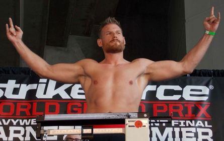 Josh Barnett Josh Barnett será submetido a testes antidoping da WADA para lutar no UFC 168