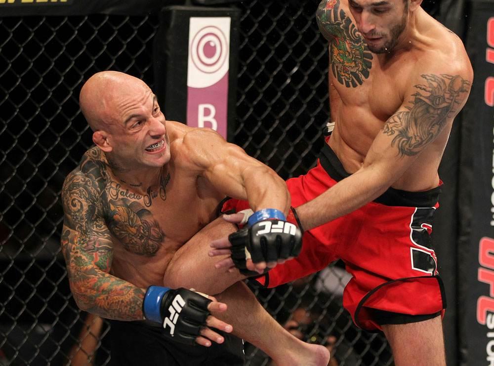 Com várias lutas envolvendo lutadores que participaram do TUF Brasil, o card preliminar do UFC 147 premiou o público que chegou mais cedo no Ginásio do Mineirinho, em Belo Horizonte. […]