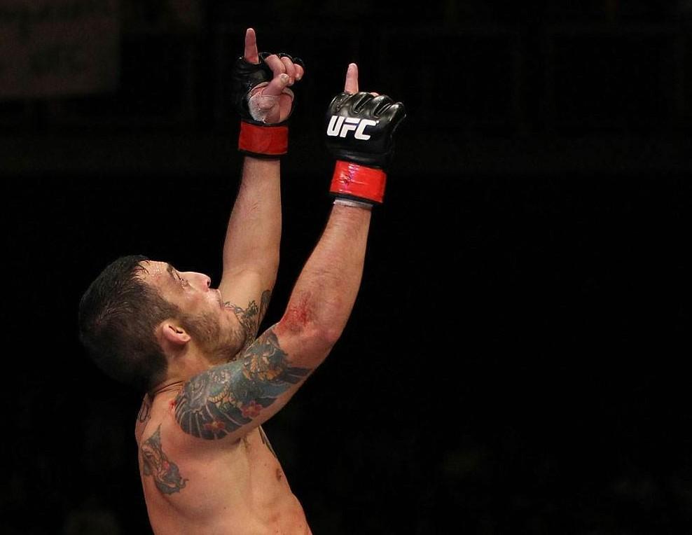 Marcos Vina entrou no TUF Brasil como um dos candidatos ao titulo do reality show do UFC. Mas após a eliminação na semifinal para Godofredo Pepey, o atleta paranaense ganhou […]