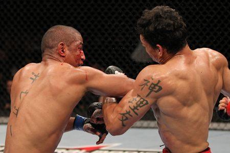 Serginho Moraes e Cezar Mutante fizeram a final, entre os pesos médios do TUF Brasil. O combate foi uma das atrações do card principal do UFC 147, evento realizado neste […]