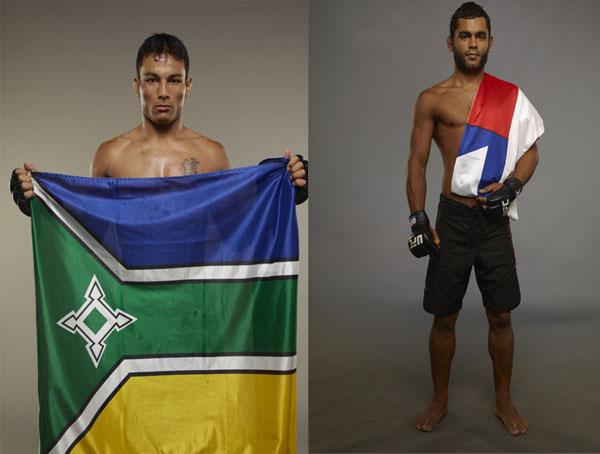 O Ultimate confirmou nesta sexta-feira (15) mais um combate entre participantes do TUF Brasil. Os pesos penas Hugo Wolverine e John Macapá se enfrentam no UFC 147, evento que acontece […]