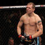 A. Belcher (foto) deu uma pausa em sua carreira no MMA. Foto: Josh Hedges/UFC