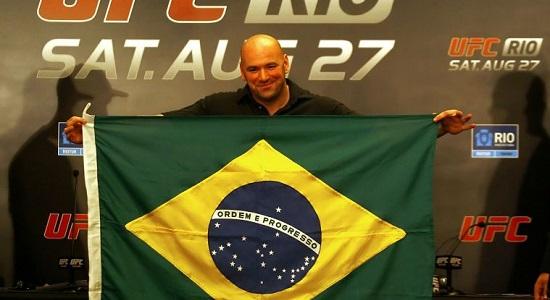Na manhã desta terça-feira (25), foi anunciado que o UFC irá realizar o sexto evento em território brasileiro no ano de 2013. O o show está marcado para o dia […]