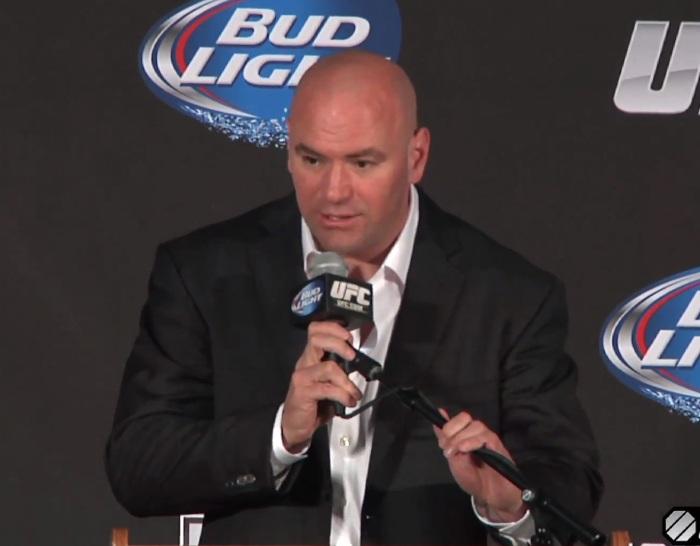 O presidente do UFC, Dana White, não concordou com a interrupção do árbitro na luta principal do UFC 169, que foi realizado neste sábado (1º), em Newark, no estado norte-americano […]
