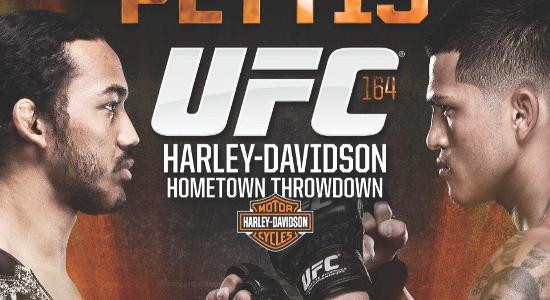 O UFC 164 sofreu uma alteração na luta principal, mas a organização já refletiu a mudança no pôster oficial do evento. A nova arte mostra Ben Henderson e Anthony Pettis […]