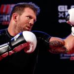 R. Bader (foto) sobe em ranking do UFC. Foto: Josh Hedges/UFC