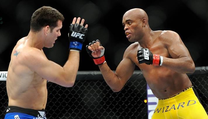 Anderson Silva e Chris Weidman fazem a revanche mais aguardada do ano no UFC 168, dia 28 de dezembro, em Las Vegas. No primeiro encontro entre eles, no UFC 162, […]