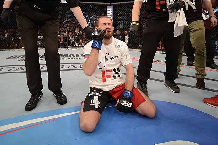 John Lineker teve sua sequência de quatro vitórias na categoria dos moscas do UFC quebrada neste sábado (1º de fevereiro), em Nova Jersey, nos Estados Unidos. O brasileiro não conseguiu […]