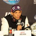 Aldo (foto) enfrentará Mendes no UFC 179. Foto: Eduardo Oliveira