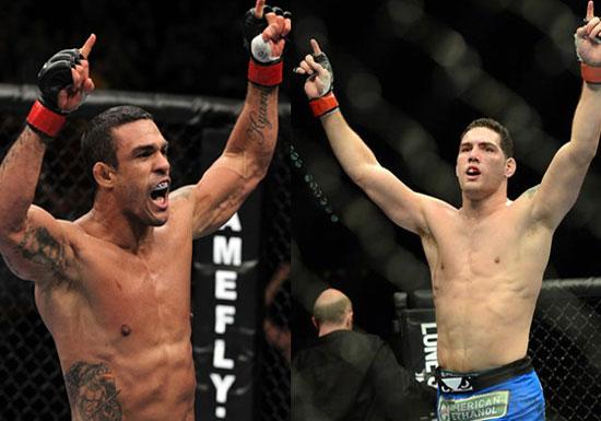 A novela envolvendo a luta entre Chris Weidman e Vitor Belfort, válida pelo cinturão dos médios do UFC, ganhou um novo capítulo. O brasileiro, desafiante pelo título, revelou em sua […]
