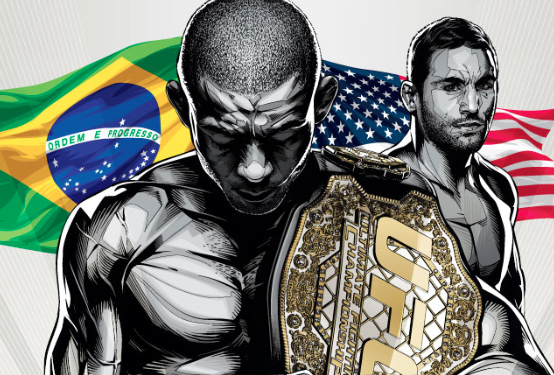 O UFC decidiu inovar no pôster oficial para o evento 179, que colocará frente a frente José Aldo e Chad Mendes em combate válido pelo cinturão dos penas. Desta vez, […]