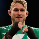 A. Gustafsson (foto) negou luta com Johnson. Foto: Josh Hedges/UFC
