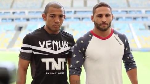O primeiro contato corpo a corpo entre José Aldo e Chad Mendes, durante evento promocional doUFC Rio 5 neste terça-feira (26), por pouco não se tornou uma prévia do evento. […]