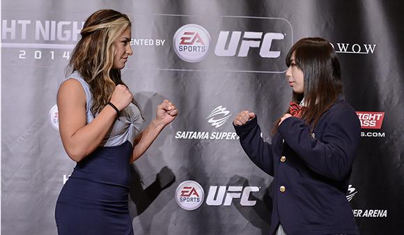 O anúncio do combate entre Miesha Tate e Rin Nakai, que acontecerá no UFC Fight Night 52, neste sábado (20), causou estranheza a muitos fãs de MMA pelo mundo. Afinal, […]