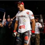 Jacaré (foto) deixou Belfort e Lyoto para trás. Foto: Josh Hedges/UFC
