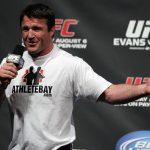 Sonnen (foto) não se arrepende de casos de doping. Foto: Divulgação/UFC