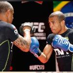 Aldo é o único brasileiro campeão do UFC atualmente. Foto: Josh Hedges/Zuffa LLC