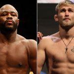 Evans (esq.) e Gustafsson (dir.) deverão se enfrentar na Suécia. Foto: Produção SUPER LUTAS (Divulgação/UFC)