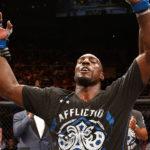 Segundo site, Davis (foto) está perto de trocar o UFC pelo Bellator. Foto: Divulgação/UFC