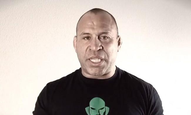 W. Silva falou sobre rivais (Foto: Reprodução Youtube)