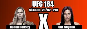 UFC 184 COM RONDA ROUSEY. INFORMAÇÕES PARA ASSISTIR