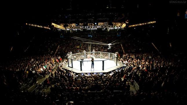 Siga os resultados do UFC Nashiville. Foto: Josh Hedges