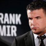 F. Mir (foto) foi pego no exame antidoping do UFC Fight Night 85. Foto: Josh Hedges/UFC