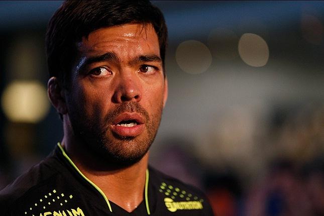 Lyoto (foto) está suspenso pela USADA Foto: Josh Hedges/UFC