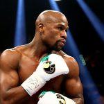 Mayweather (foto) quer voltar a lutar contra McGregor Foto: Showtime/ Divulgação