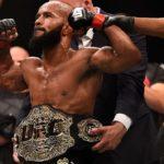 D. Johnson já fez nove defesas de cinturão (Foto: Josh Hedges/UFC)