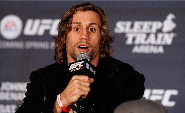 Faber (foto) se aposentou em dezembro de 2016 Foto: Josh Hedges/UFC