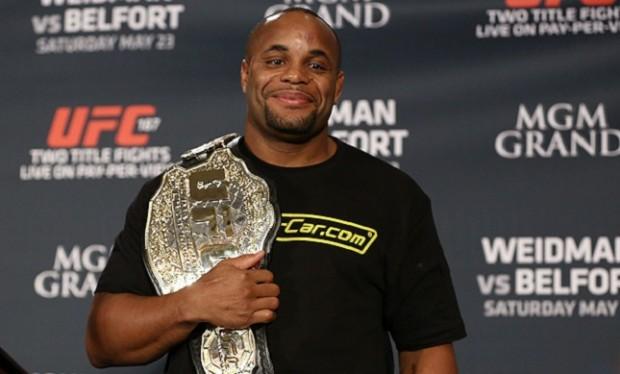 D. Cormier (foto) é campeão do UFC desde maio de 2015. Foto: Divulgação