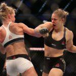 Holm e Ronda fizeram a luta principal do UFC 193. Foto: Quinn Rooney/UFC