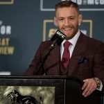McGregor (foto) é campeão dos penas e dos leves do UFC. Foto: Josh Hedges/UFC
