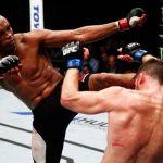 Spider iniciou provocações a campeão Foto:  Dean Mouhtaropoulos/UFC