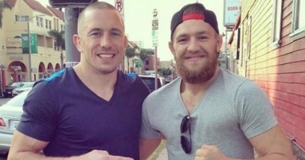 Treinador almeja duelo entre GSP e McGregor. Foto: Reprodução/Instagram