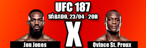 UFC 187 JON JONES AO VIVO
