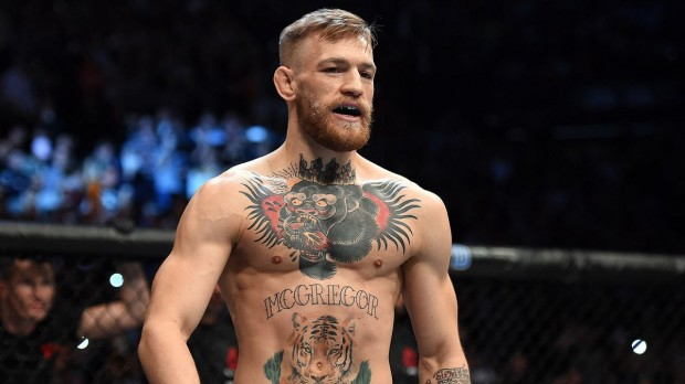 McGregor (foto) provocou possível adversário Foto: Josh Hedges/UFC