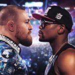 Duelo entre Floyd e McGregor cada vez mais perto de ser fechado. Foto: Reprodução