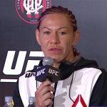 Cyborg luta no UFC 214 (Foto: Reprodução Youtube UFC)