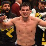 Demian vem de seis vitórias consecutivas no UFC. Foto: Divugacao