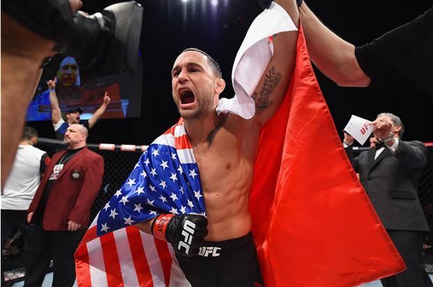 F. Edgar (foto) vem de vitória sobre J. Stephens Foto: Divulgação/UFC