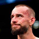 CM Punk perdeu rápido em sua estreia no UFC. Foto: Divulgação/UFC