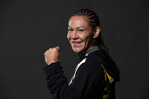 Cyborg deve disputar o cinturão em sua próxima luta (Foto: Getty Images/UFC)