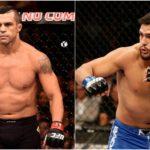 Belfort (esq) e Gastelum (dir) vão medir forças em no UFC Fortaleza. (Foto: Produção SUPER LUTAS (Divulgação/UFC)