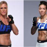 Holm x De Randamie farão primeira luta do peso pena feminino. (Foto: Produção SUPER LUTAS)